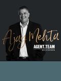 Ajay Mehta, Agent Team Belconnen - BELCONNEN