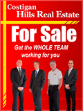 Costigan Hills Residential Sales, Costigan Hills Real Estate - Quakers Hill