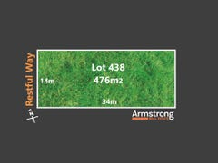 Lot 438, 23 Restful Way, Armstrong Creek, Vic 3217