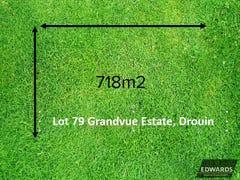 Lot 78-81, Grandvue, Drouin, Vic 3818