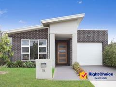 5 Bartlett Crescent, Calderwood, NSW 2527