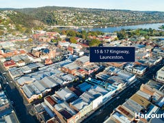 15 & 17 Kingsway, Launceston, Tas 7250