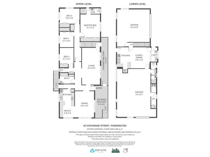 40 Cochrane Street, Paddington, Qld 4064 - floorplan