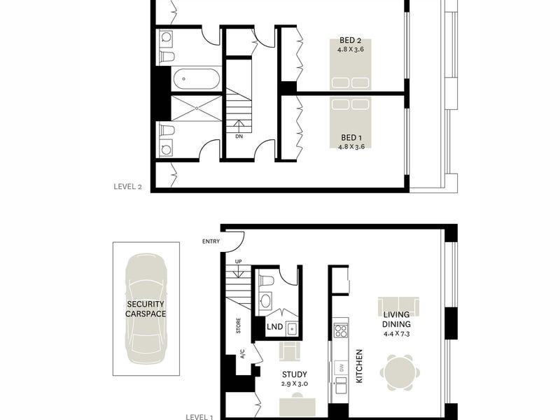 503/380 Harris Street, Pyrmont, NSW 2009 - floorplan