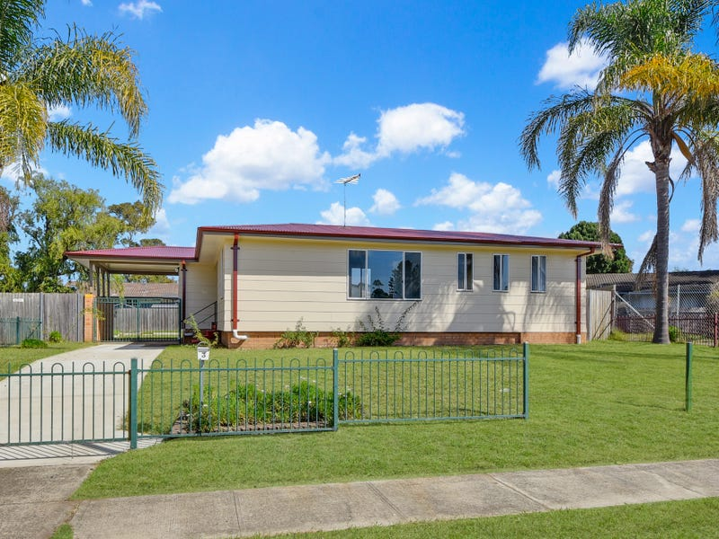 3 Foxlow Place, Airds, NSW 2560