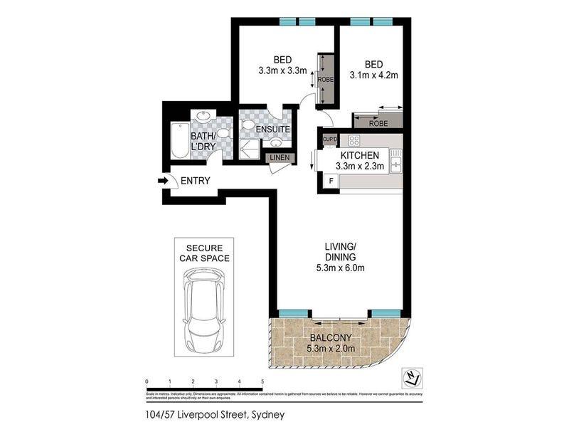 Level 10/57-67 Liverpool Street, Sydney, NSW 2000 - floorplan