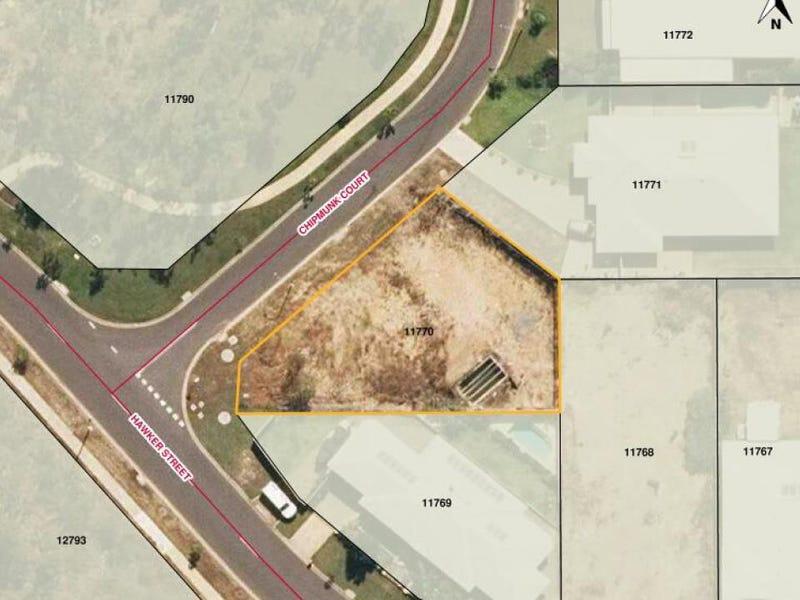 2 Chipmunk Court, Zuccoli, NT 0832 - floorplan