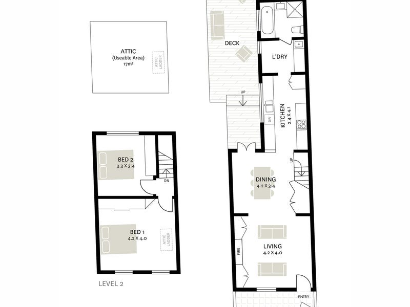 76 Ann Street, Surry Hills, NSW 2010 - floorplan