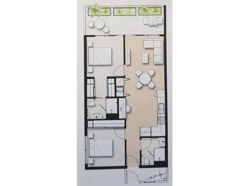 APT 104, 264 Waterdale Road, Ivanhoe, Vic 3079 - floorplan