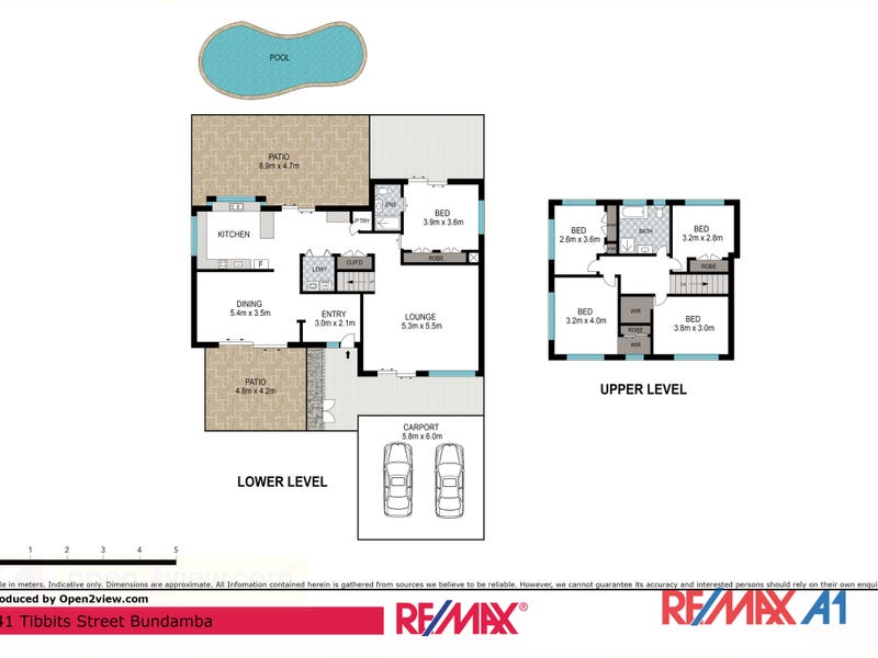 41  TIBBITS, Bundamba, Qld 4304 - floorplan