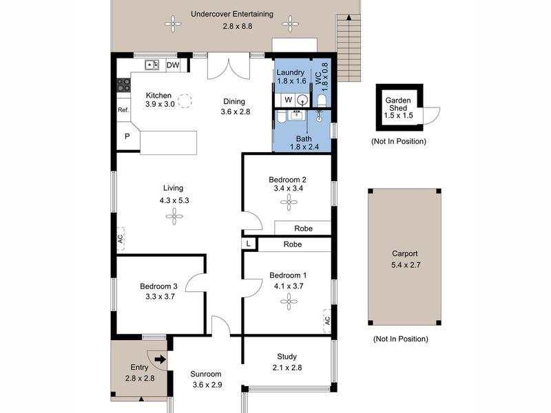 29 Fifth Street, North Lambton, NSW 2299 - floorplan