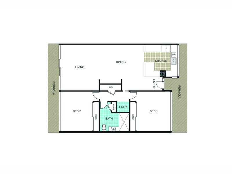 11 Crick Place, Belconnen, ACT 2617 - floorplan
