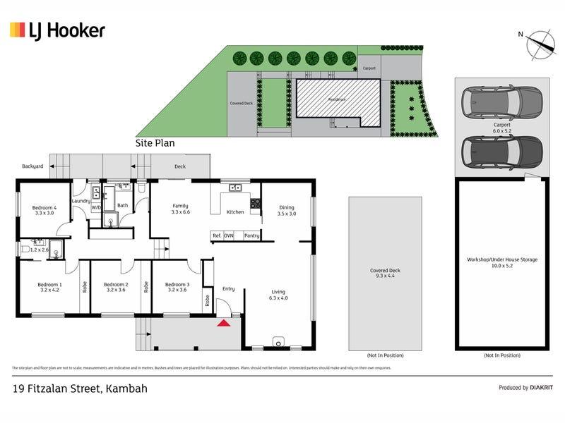 19 Fitzalan Street, Kambah, ACT 2902 - floorplan