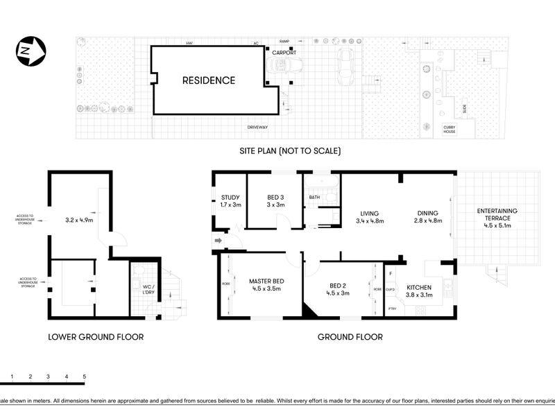 427 Mowbray Road, Chatswood, NSW 2067 - floorplan