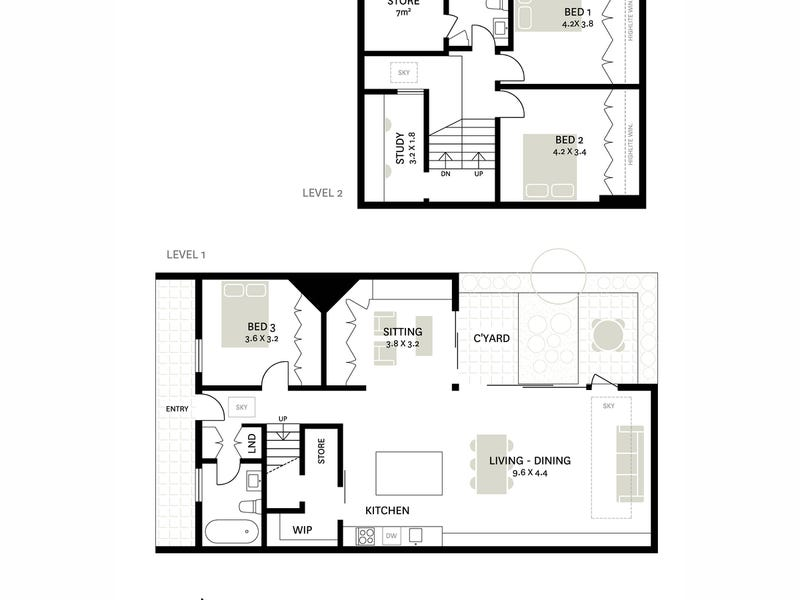 38 High Holborn Street, Surry Hills, NSW 2010 - floorplan
