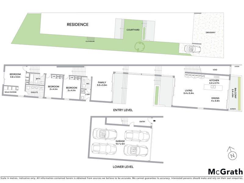 1/50 Jacka Crescent, Campbell, ACT 2612 - floorplan