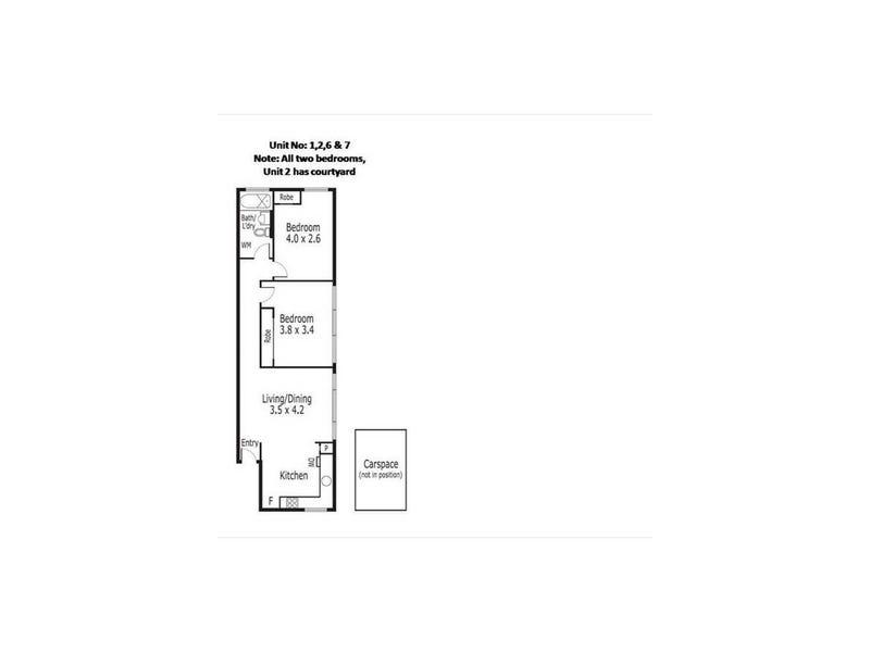 7/276A Domain Road, South Yarra, Vic 3141 - floorplan