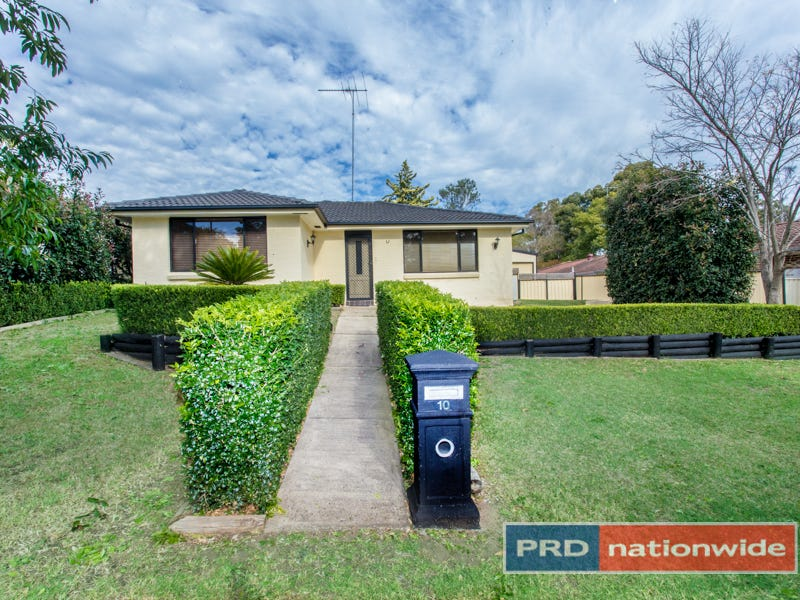 10 Islington Street, Cranebrook, NSW 2749