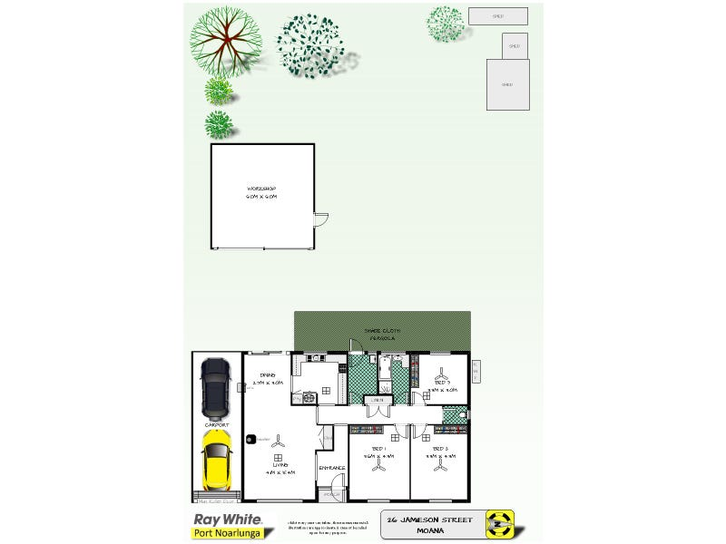 26 Jamieson Street, Moana, SA 5169 - floorplan