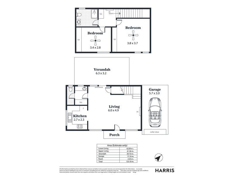 5/11 Audrey Street, Ascot Park, SA 5043 - floorplan