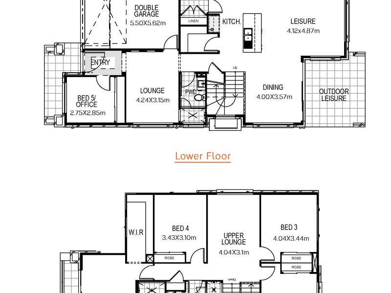 28 Carney Cres, Schofields, NSW 2762 - floorplan
