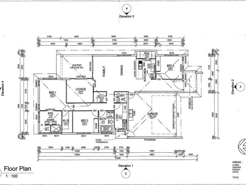 30 Langdale Street, Shaw, Qld 4818 - floorplan