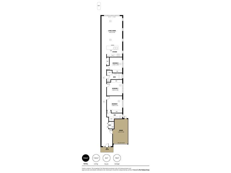 28A Netherby Avenue, Plympton, SA 5038 - floorplan
