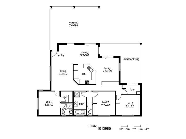 31 Peckham Court, Gunn, NT 0832 - floorplan