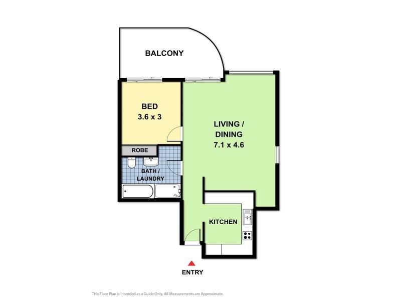 182/57-59 Liverpool Street, Sydney, NSW 2000 - floorplan