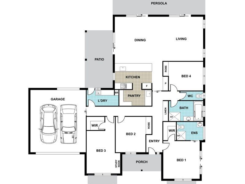 21 Nellie Street, Googong, NSW 2620 - floorplan