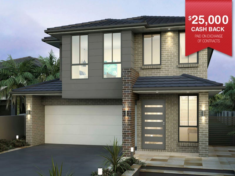 Lot 1024 Montecore Street, Box Hill, NSW 2765