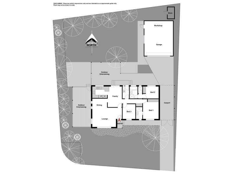 29 Louisa Lawson Crescent, Gilmore, ACT 2905 - floorplan