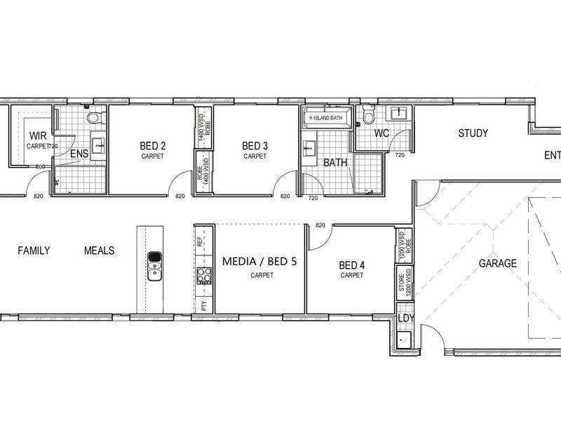 Lot 74/85 Laxton Road, Pallara, Qld 4110 - floorplan