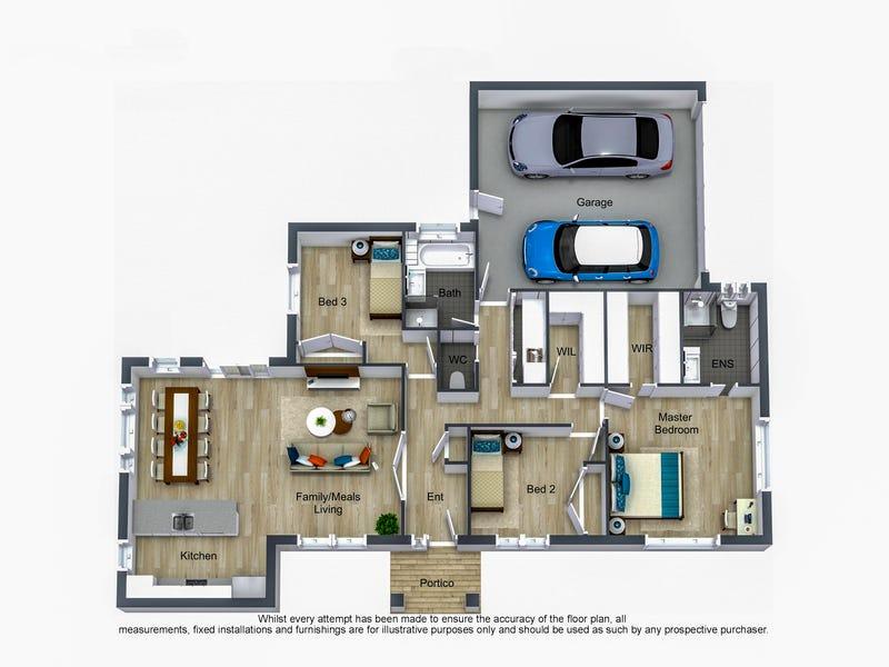 12 Joe Croft Street, Bonner, ACT 2914 - floorplan