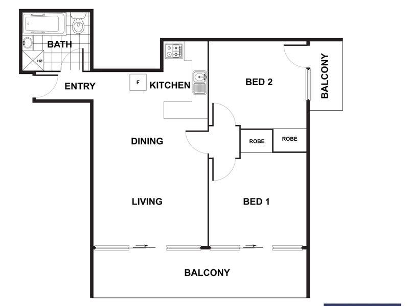 1D/52 Deloraine Street, Lyons, ACT 2606 - floorplan