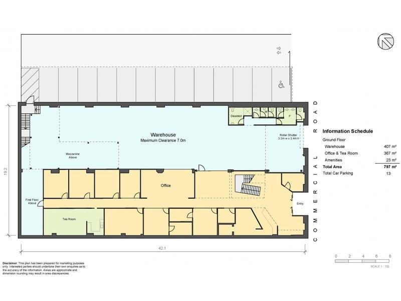 132-134 Commercial Road, Teneriffe, Qld 4005 - floorplan