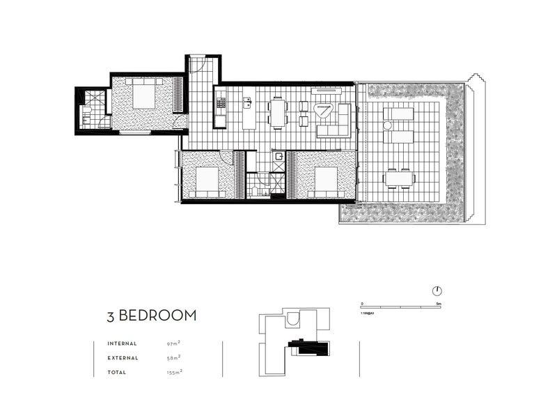 Lvl 13/161  Clarence Street, Sydney, NSW 2000 - floorplan