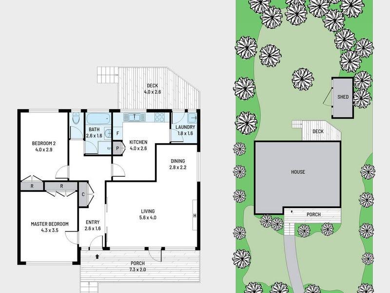 7 Panfield Avenue, Ringwood, Vic 3134 - floorplan