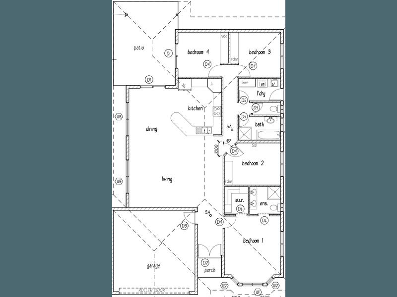 121 Forrest Parade, Rosebery, NT 0832 - floorplan