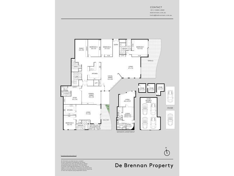 Mosman, address available on request - floorplan
