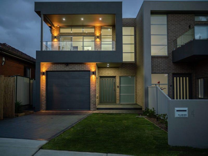 4 Mons Street, Condell Park, NSW 2200
