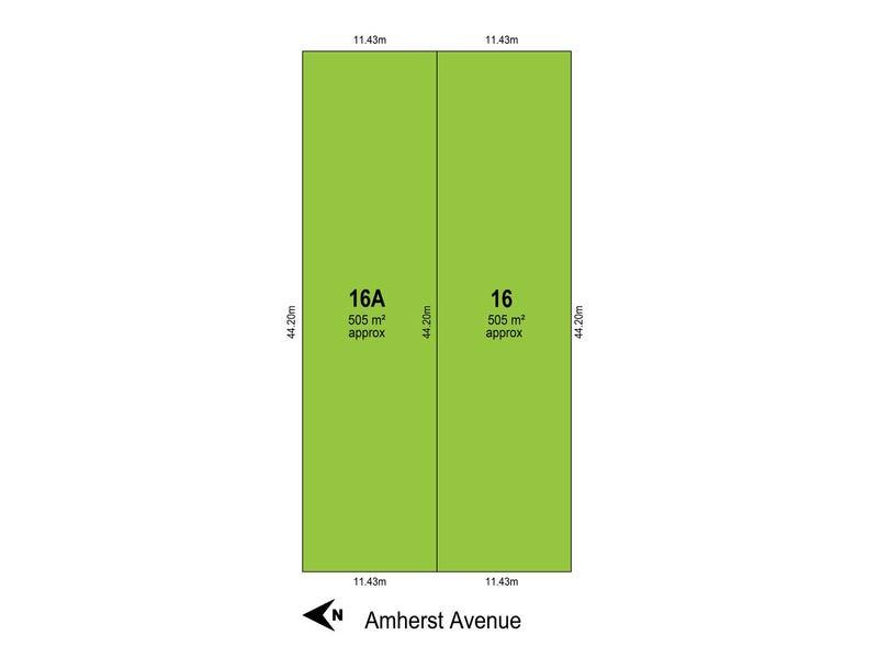 16 & 16A Amherst Avenue, Trinity Gardens, SA 5068