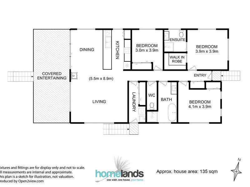 65 Thorp Street, Cygnet, Tas 7112 - floorplan