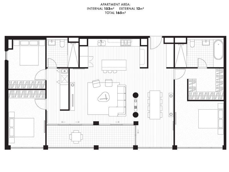 703/39  London Circuit, City, ACT 2601 - floorplan