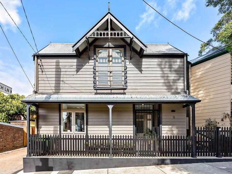 15 Wisbeach Street, Balmain, NSW 2041