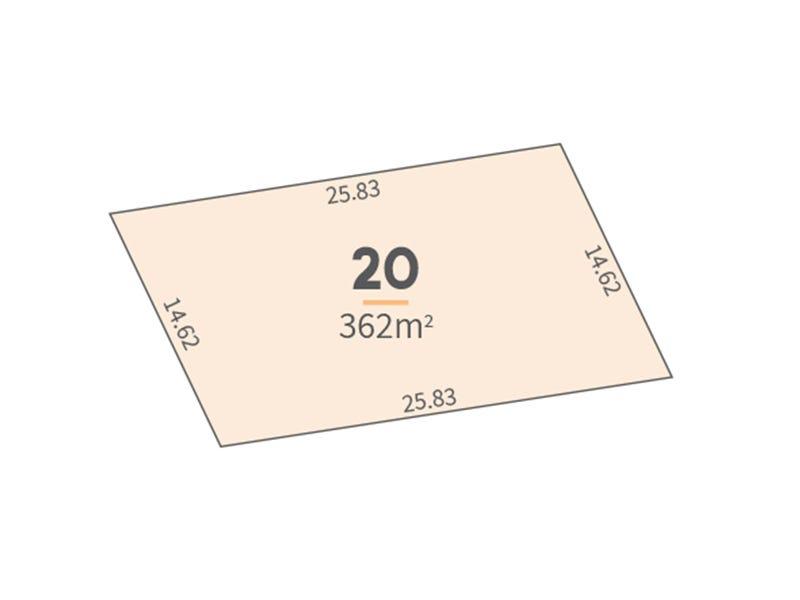 Lot 20 Royal Court, Hackham, SA 5163