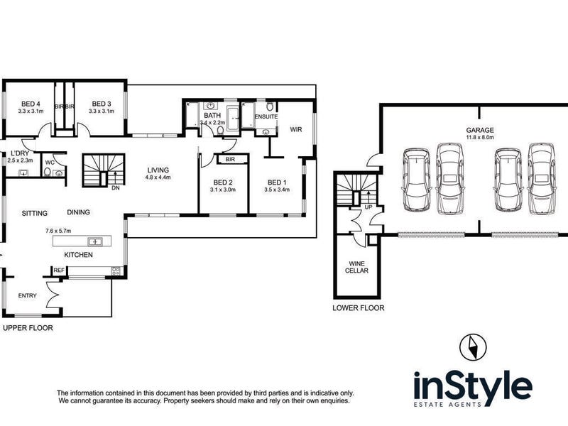 36 Enderby Street, Mawson, ACT 2607 - floorplan