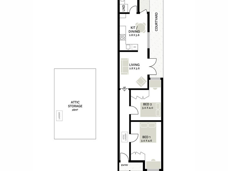 42 Rainford Street, Surry Hills, NSW 2010 - floorplan
