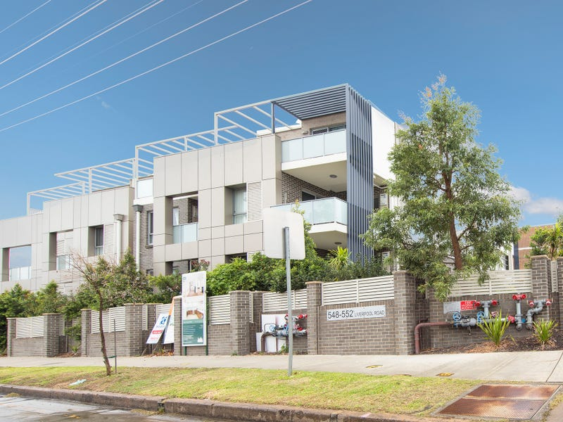 18/548 Liverpool Road, Strathfield South, NSW 2136
