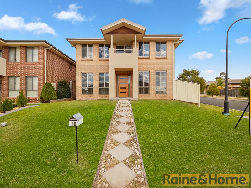 10 Yaldara Street, Kellyville Ridge, NSW 2155